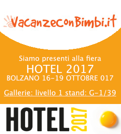 VacanzeconBimbi.it ad HOTEL 2017